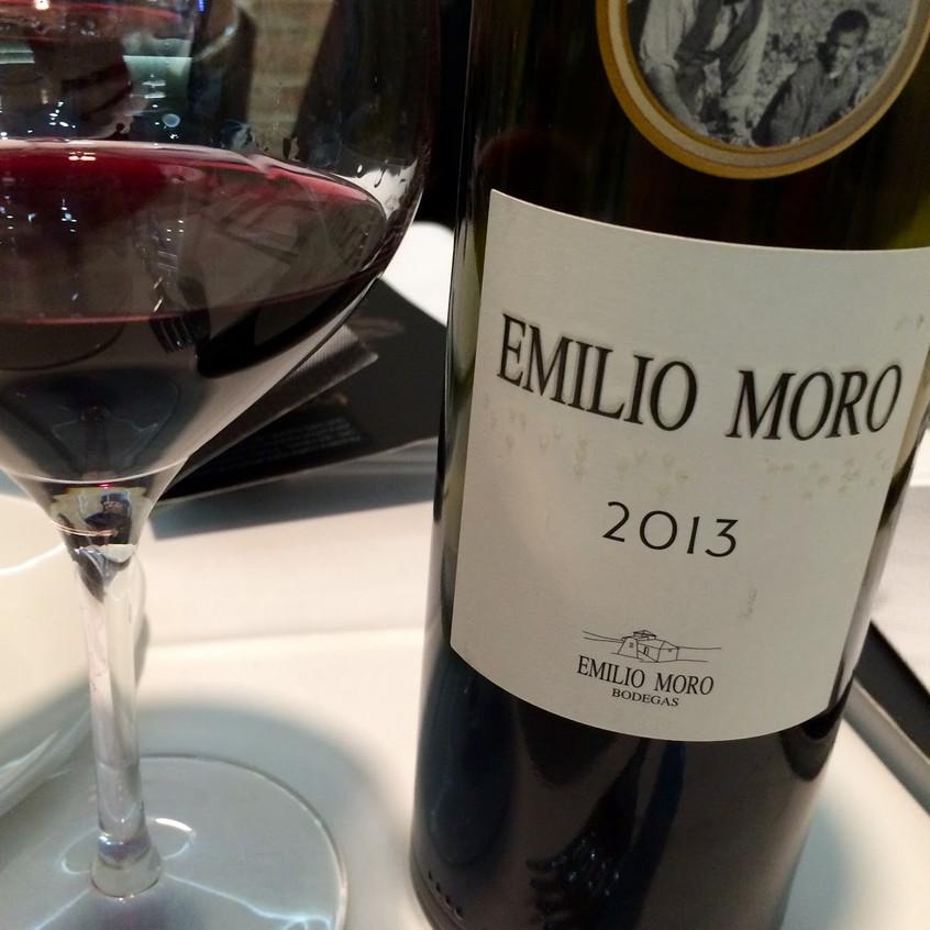 Эмилио Моро, вино из сорта Тинто Фино (Темпранильо)