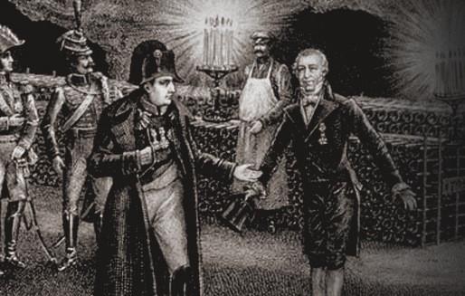 Любимые вина великих людей: Наполеон Бонапарт