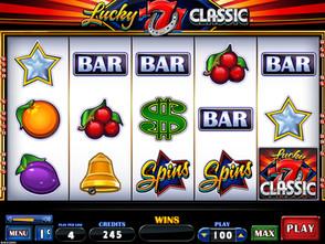 Lucky 7 Classic