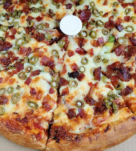 JN Special Pizza