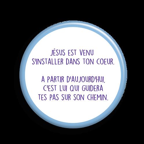 Jésus est venu