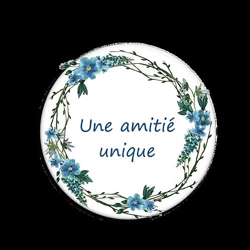 Couronne bleu