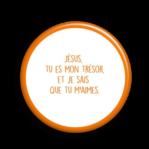 Jésus tu es mon trésor