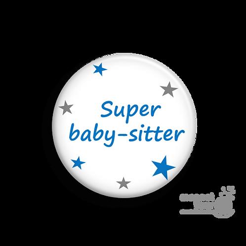 Super baby-sitter