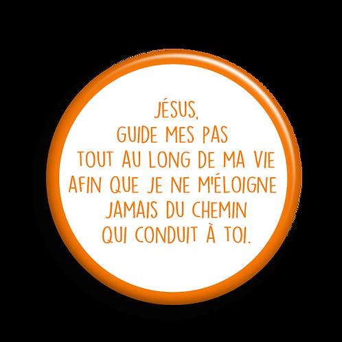 Jésus guide mes pas