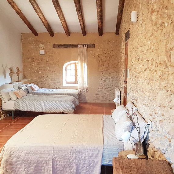 4 pers bedroom holidayhouse group Casas