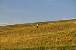 Chasse à la marmotte, Mongolie