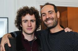 Clément Vidon & Thibaud d'Agrèves