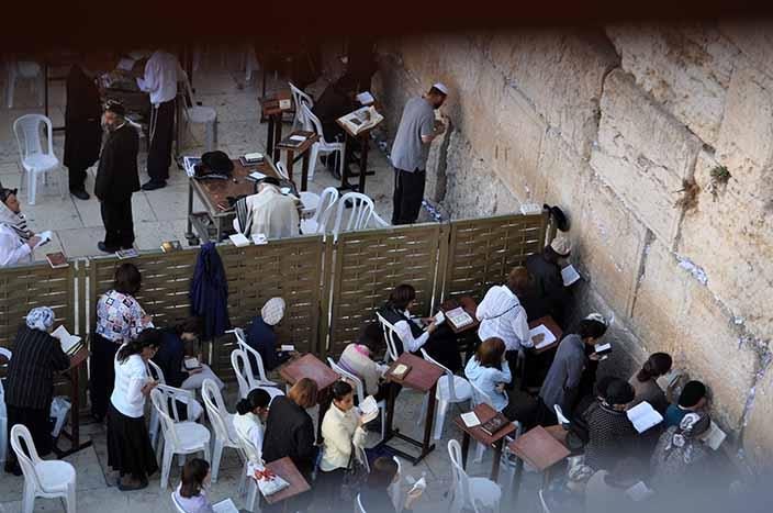Temple de Jérusalem, Israël