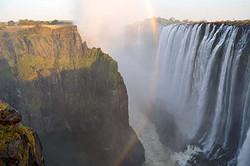 Chutes Victoria, Zambie