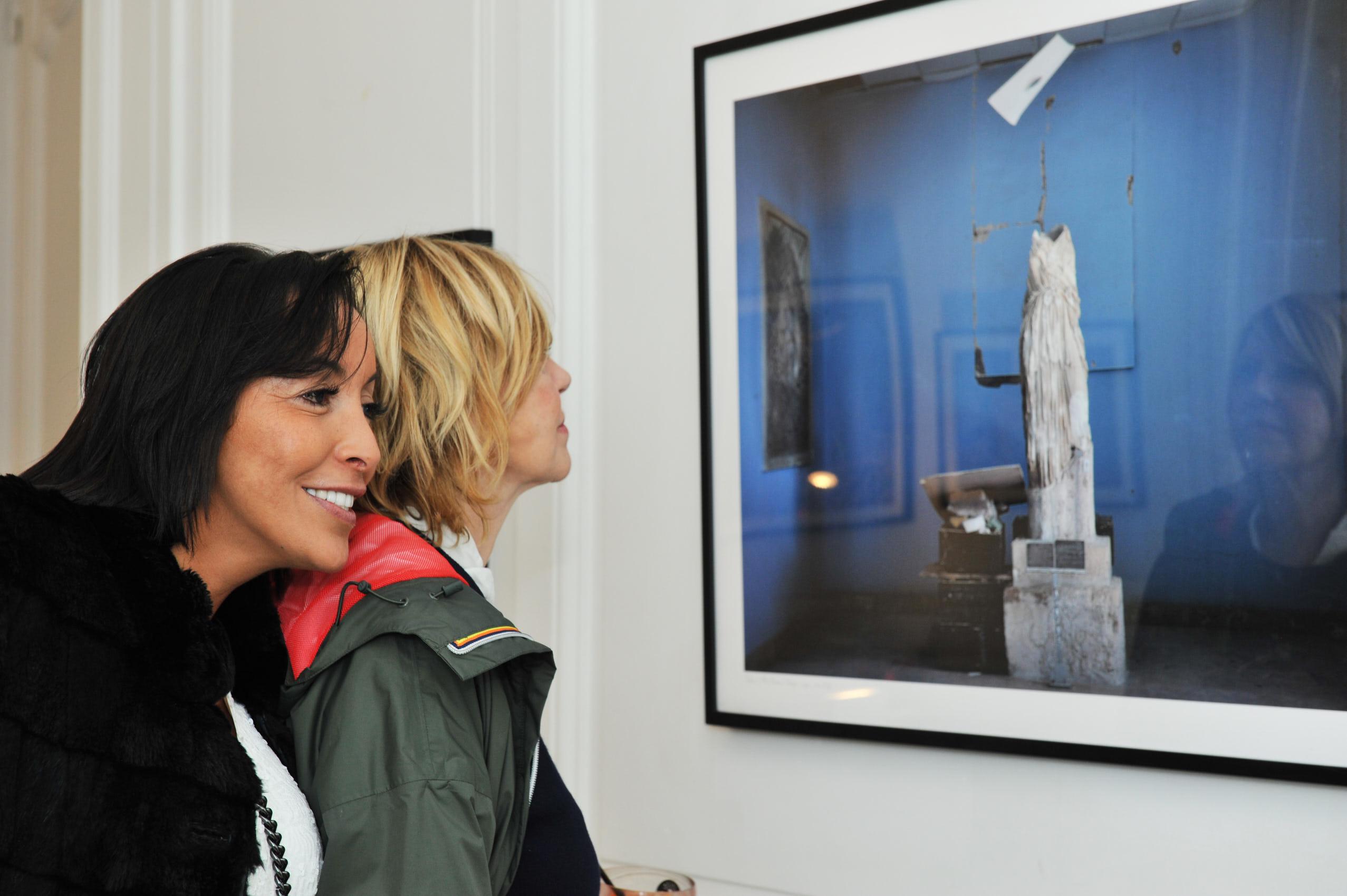 Christie Blanc & Chantal Ladesou