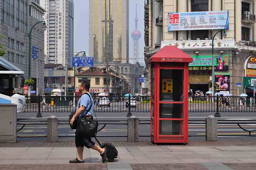 Shanghai, Chine