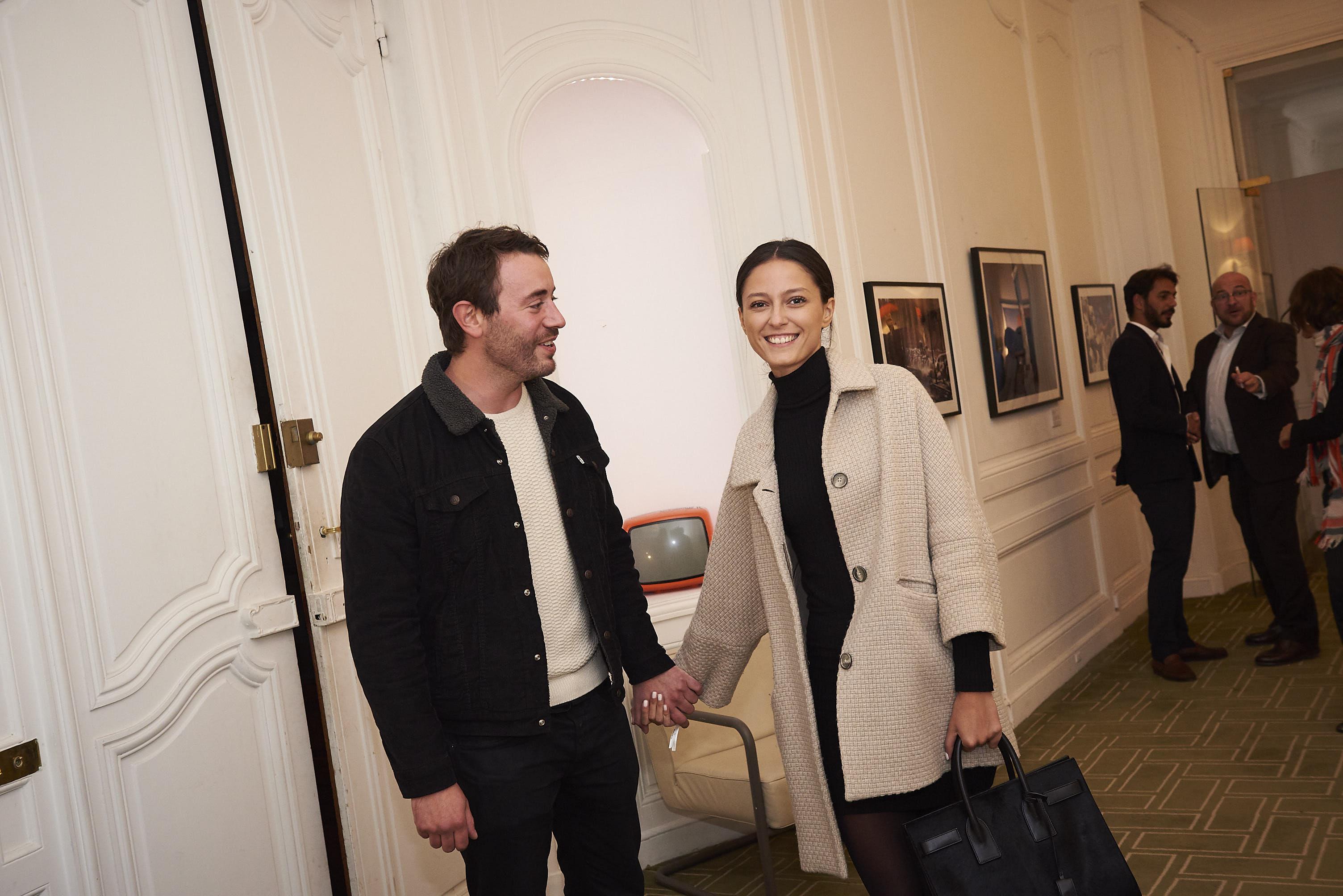 Bétina Orsetti & Yaniss Lespert