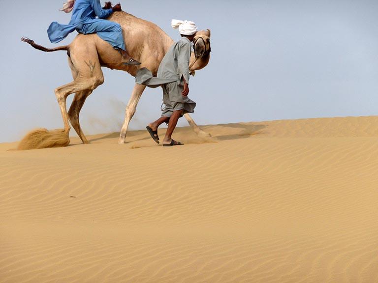 Désert du Thar, Jaisalmer, Inde