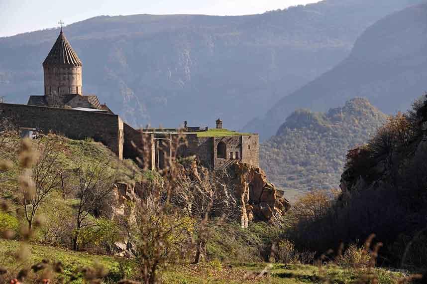 Monastère de Tatev, Goris, Arménie