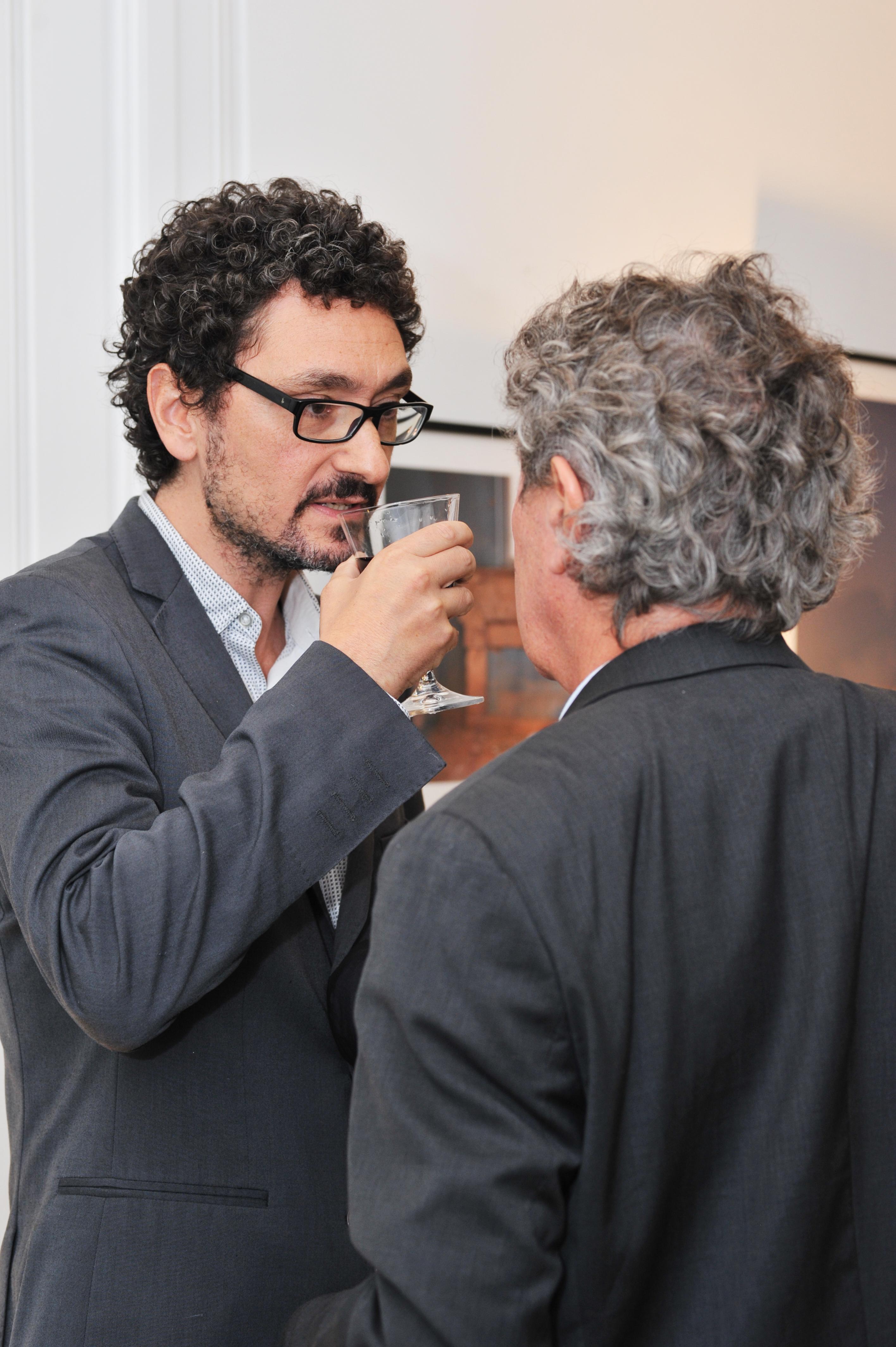 David Foenkinos & Alain Grasset