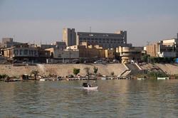 Tigre, Baghdad, Irak