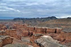 Canyon de Charyn, Kazakhstan