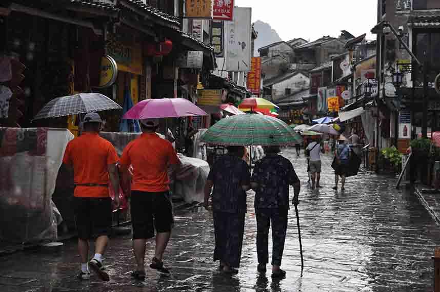 Yanshuo, Chine