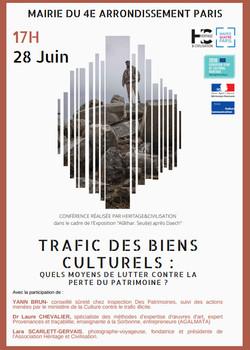 Conférence Mairie du 4e Paris