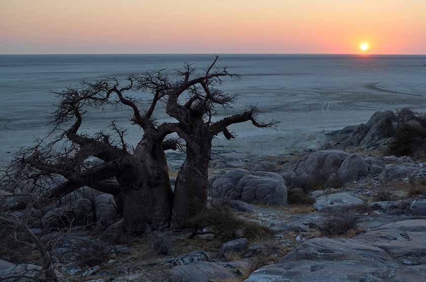 Kabul Island, Botswana
