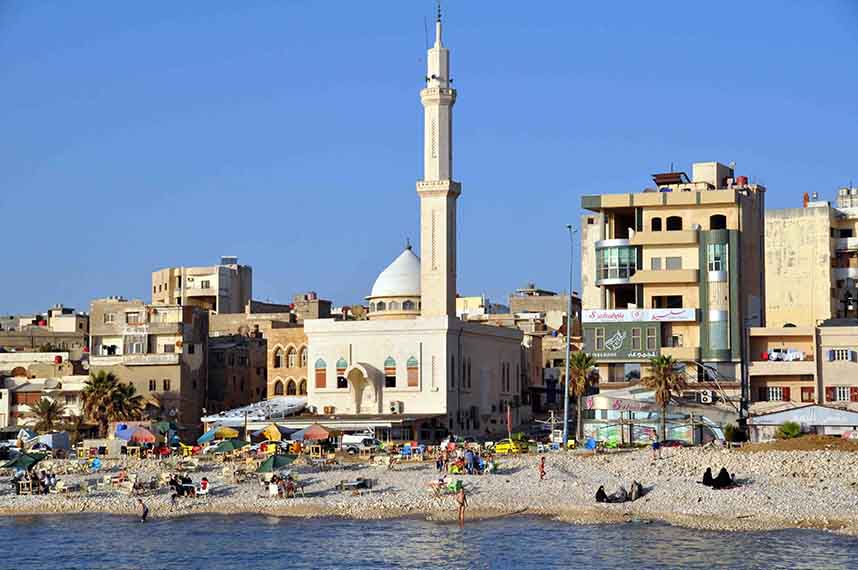 Tartous, Syrie