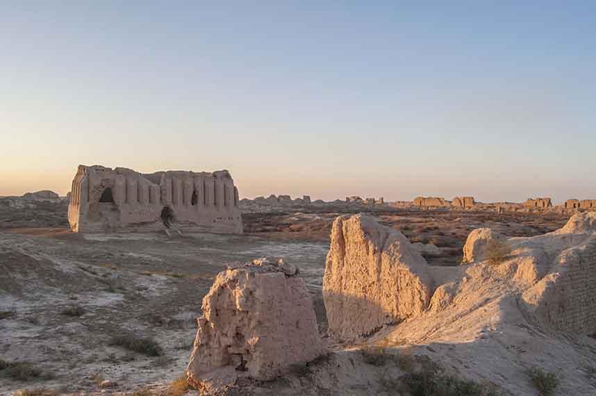 Merv, Turkménistan