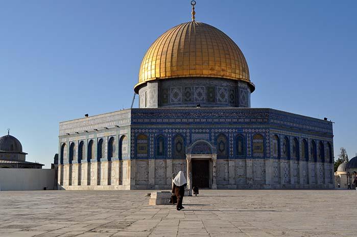 Mosquée al-Aqsa, Jérusalem, Israël