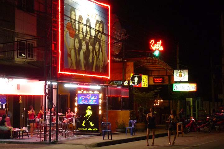 Chiang Maï, Thaïlande