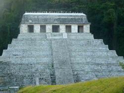Palenque, Chiapas, Mexique