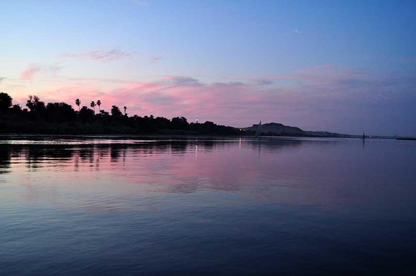 Nil, Egypte
