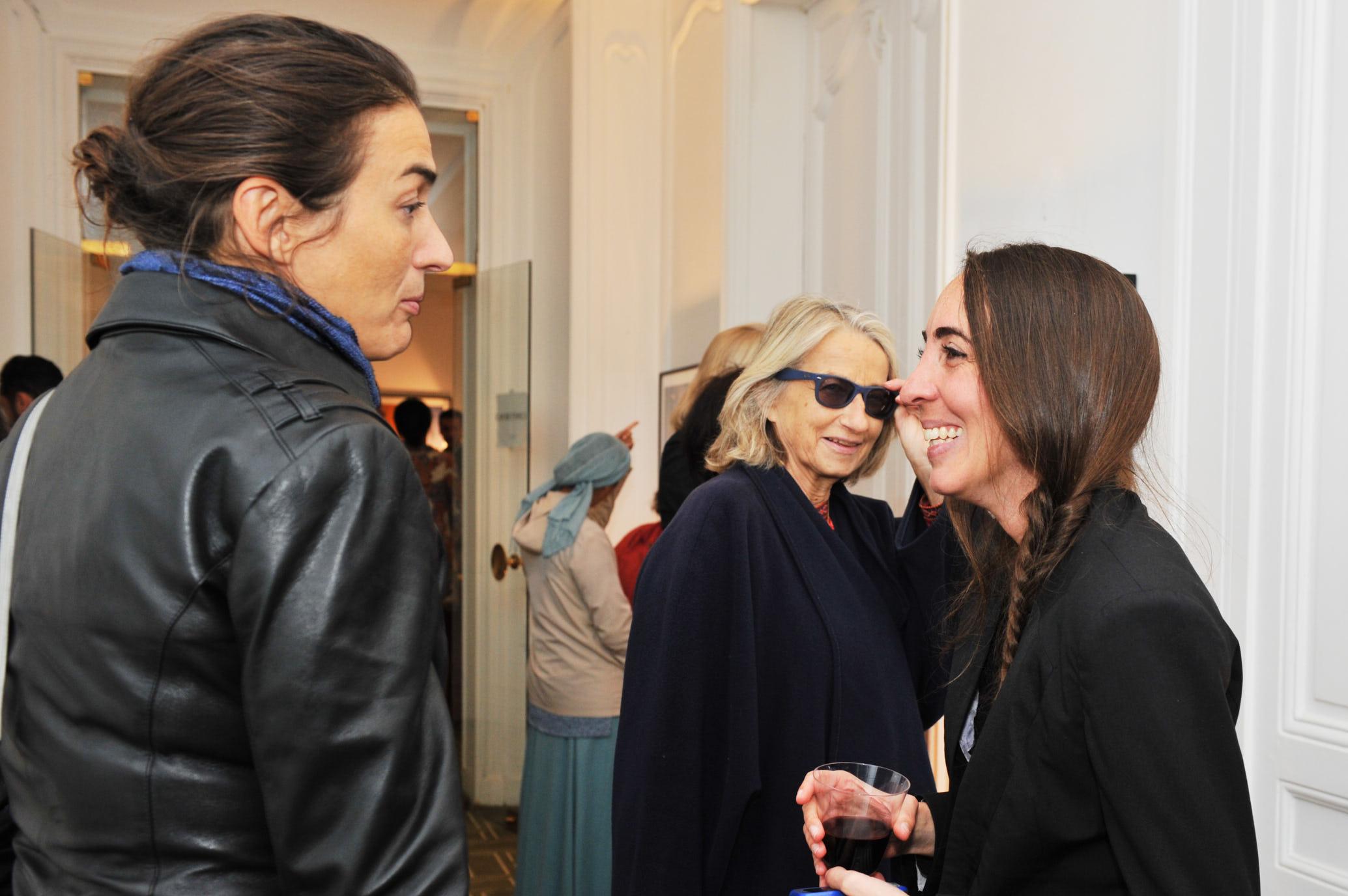 Youmna Tabet & Marie-France Azar