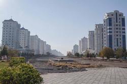 Achgabat, Turkménistan