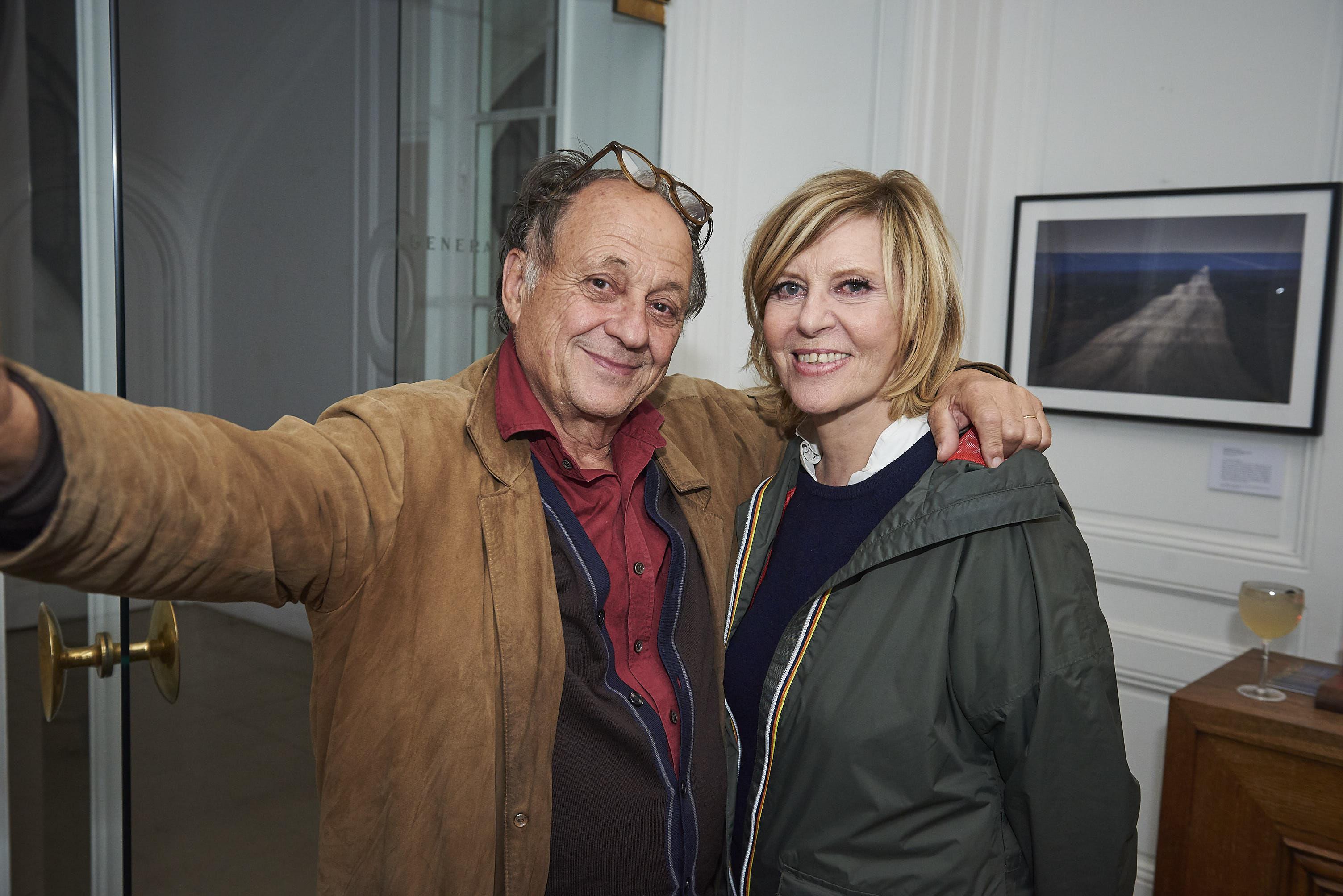 Chantal Ladesou & Michel Ansault