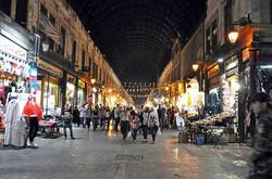 Souk de Damas, Syrie