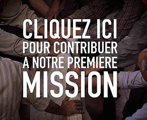 Crowdfunding : contribuez à notre mission à Mossoul !