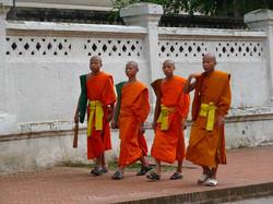 Mékong, Luang Prabang, Laos