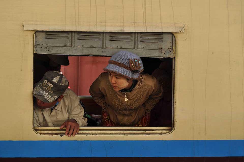 Etat Kachin, Birmanie