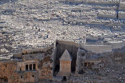 Mont des Oliviers, Jérusalem, Israël