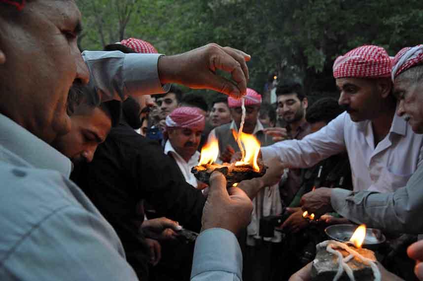 Lalesh, Kurdistan
