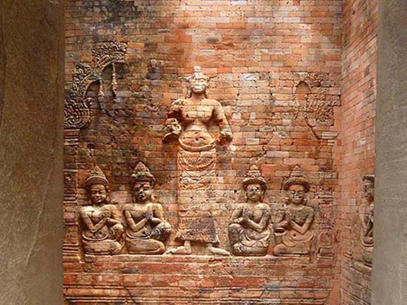 Province de Siem Reap, Cambodge
