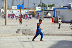 Camp d'Ankawa 2, Erbil, Kudistan