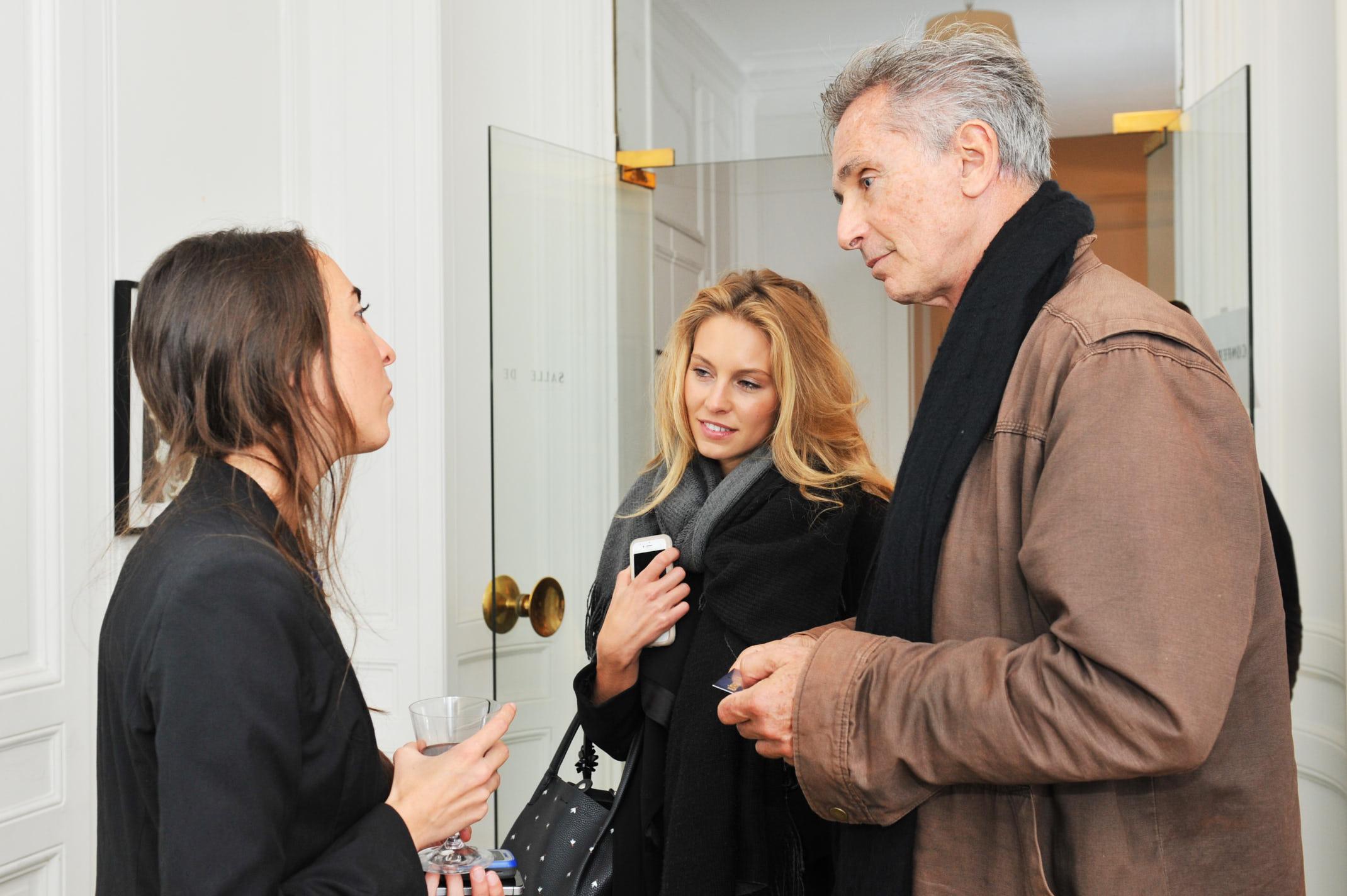Thierry Lhermitte & Alicia Endemann