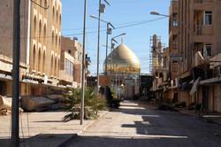 Mosquée d'or, Samarra, Irak