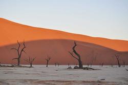 sossusleiv, Namibie