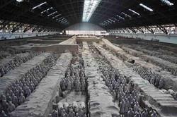 Armée de terre cuite, Xi'an, Chine