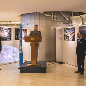 Photo Exhibition – « ALÂTHAR, seul(e) après Daesh » Remarks by Mr. Michael Møller United Nations