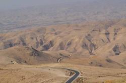 Route des rois, Jordanie