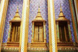Palais royal de Bangkok, Thaïlande