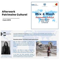 Mix & Mash, Genève